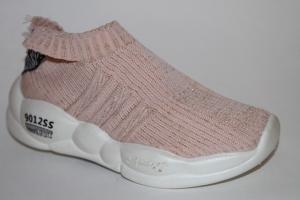 Фото Спортивная обувь, КРОССОВКИ, Средние размеры Кроссовки А15 розовый
