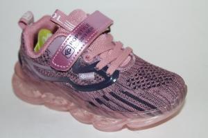 Фото Спортивная обувь, КРОССОВКИ, Средние размеры Кроссовки 20131 фиолетовый