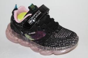 Фото Спортивная обувь, КРОССОВКИ, Средние размеры Кроссовки 2995 черный