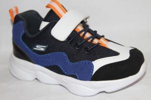 Фото Спортивная обувь, КРОССОВКИ, Средние размеры Кроссовки BD221-В синий