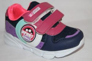 Фото Спортивная обувь, КРОССОВКИ, Средние размеры Кроссовки В05 малиновый