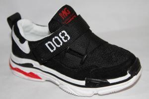 Фото Спортивная обувь, КРОССОВКИ, Средние размеры Кроссовки Q11-2 черный