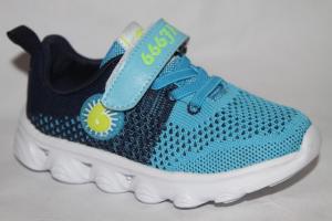 Фото Спортивная обувь, КРОССОВКИ, Средние размеры Кроссовки 8003 синий