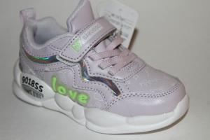 Фото Спортивная обувь, КРОССОВКИ, Средние размеры Кроссовки 990 светло-фиолетовый