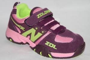 Фото Спортивная обувь, КРОССОВКИ, Средние размеры Кроссовки 7995 фиолетовый