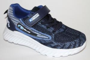 Фото Спортивная обувь, КРОССОВКИ, Большие размеры Кроссовки 030-27 l.blue