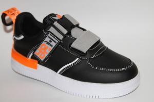 Фото Спортивная обувь, КРОССОВКИ, Большие размеры Кроссовки 8986А черный