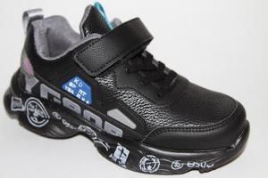 Фото Спортивная обувь, КРОССОВКИ, Большие размеры Кроссовки FA-805 черный