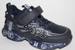 Фото Спортивная обувь, КРОССОВКИ, Большие размеры Кроссовк FA-801 синий