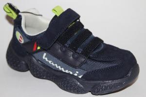 Фото Спортивная обувь, КРОССОВКИ, Большие размеры Кроссовки 19978 синий