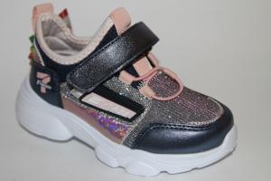 Фото Спортивная обувь, КРОССОВКИ, Большие размеры Кроссовки 030-21 синий