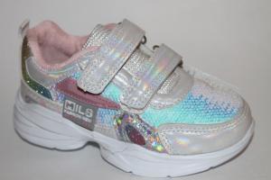 Фото Спортивная обувь, КРОССОВКИ, Большие размеры Кроссовки 029-56 белый