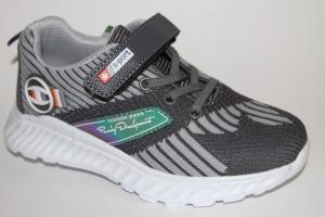 Фото Спортивная обувь, КРОССОВКИ, Большие размеры Кроссовки 030-32 серый