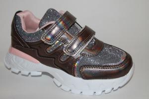 Фото Спортивная обувь, КРОССОВКИ, Большие размеры Кроссовки 029-43 gun