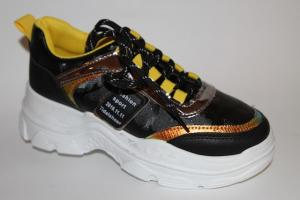 Фото Спортивная обувь, КРОССОВКИ, Большие размеры Кроссовки 211 черный