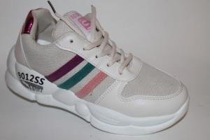 Фото Спортивная обувь, КРОССОВКИ, Большие размеры Кроссовки 803 бежевый