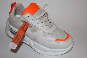Фото Спортивная обувь, КРОССОВКИ, Большие размеры Кроссовки 808 бежевый
