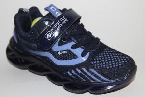 Фото Спортивная обувь, КРОССОВКИ, Большие размеры Кроссовки 30131 синий