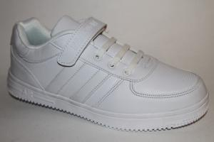 Фото Спортивная обувь, КРОССОВКИ, Большие размеры Кроссовки 609 белый