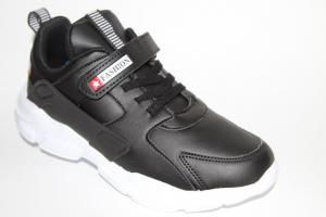 Фото Спортивная обувь, КРОССОВКИ, Большие размеры Кроссовки 666 черный