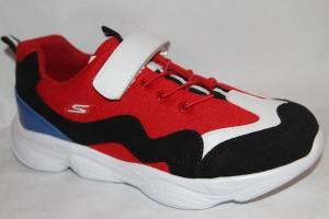 Фото Спортивная обувь, КРОССОВКИ, Большие размеры Кроссовки BD221-D красный