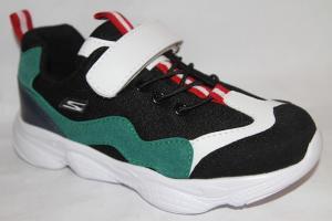 Фото Спортивная обувь, КРОССОВКИ, Большие размеры Кроссовки BD221-С зеленый