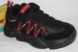 Фото Спортивная обувь, КРОССОВКИ, Большие размеры Кроссовки 19969 черный
