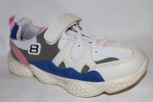Фото Спортивная обувь, КРОССОВКИ, Большие размеры Кроссовки 908 синий