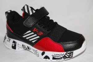 Фото Спортивная обувь, КРОССОВКИ, Большие размеры Кроссовки J16С красный