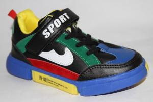 Фото Спортивная обувь, КРОССОВКИ, Большие размеры Туфли А93-3 синий