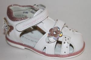 Фото Сандали, до 25 Сандалии 6531А розовый