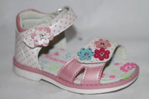 Фото Сандали, до 25 Сандалии NS-218 pink