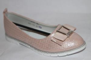 Фото Туфли, Туфли девочки до 38 Туфли 666-15А розовый