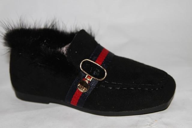 Туфли D  005 черный