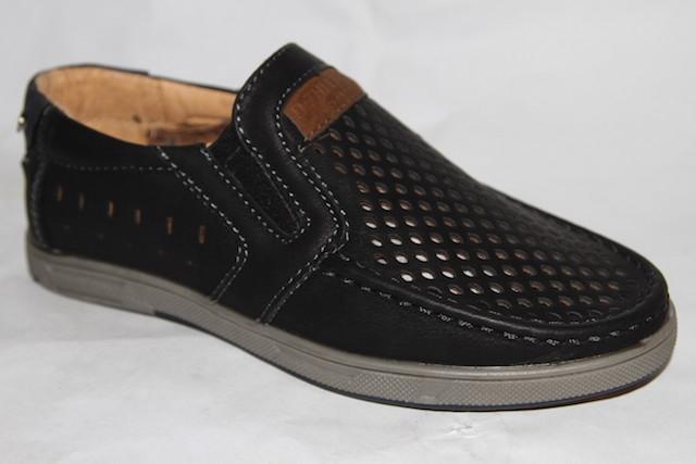 Туфли 8221-01 черный