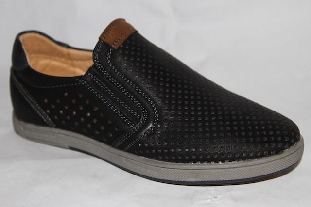 Туфли 8223-01 черный