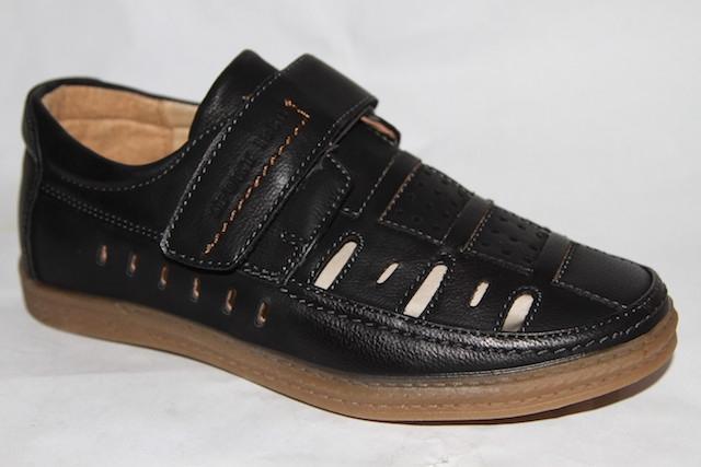Туфли 8212-01 черный
