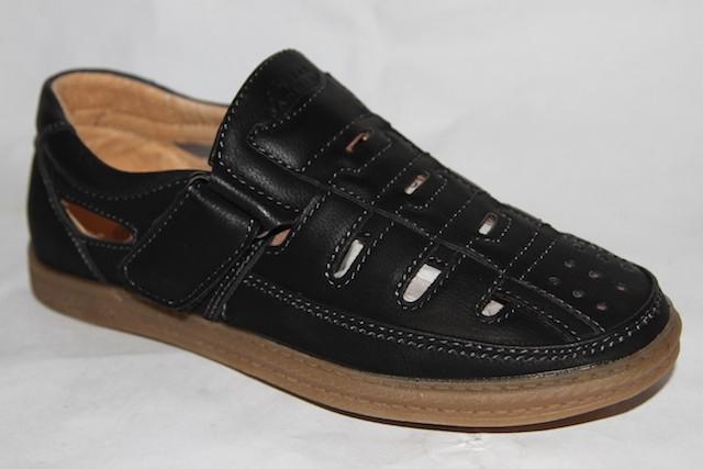 Туфли 8219-01 черный