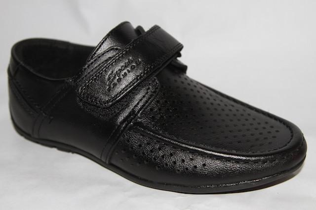Туфли А6279 черный
