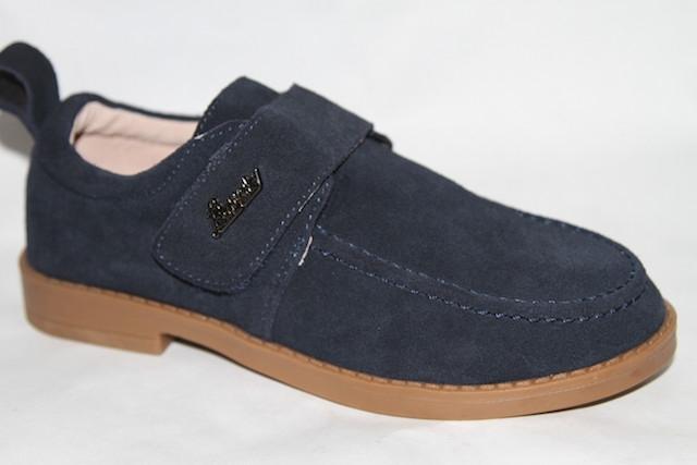 Туфли АС-6006-В синий