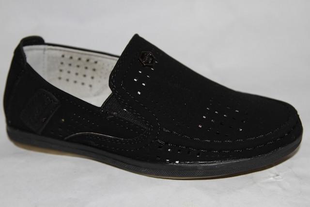 Туфли 892-52В черный