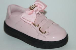 Фото Туфли, Туфельки до 26 девочки Туфли С11 розовый