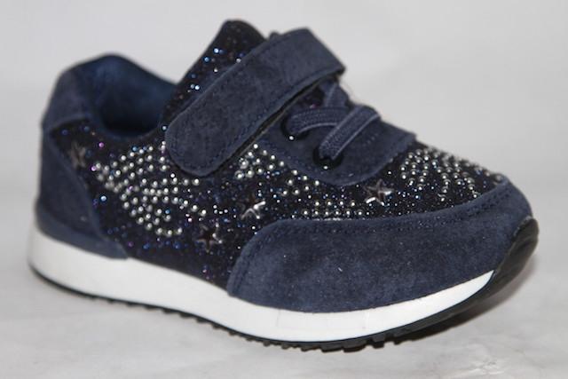 Туфли Q3-1 синий