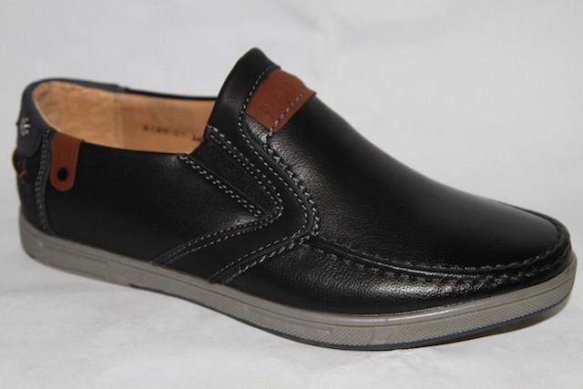 Туфли 8165-01 черный