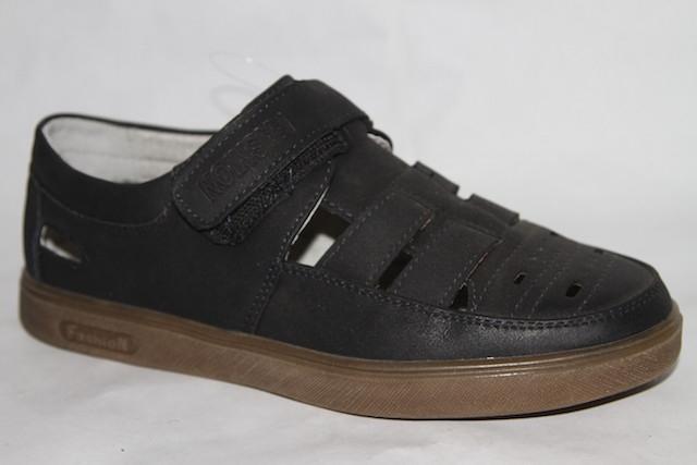 Туфли D259-14 синий
