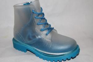 Фото Сапоги резиновые, Средние размеры Ботинки Н56 синий
