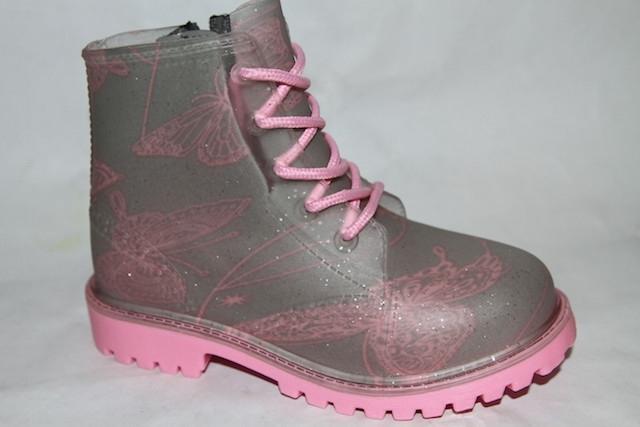 Ботинки Н59-3 серый