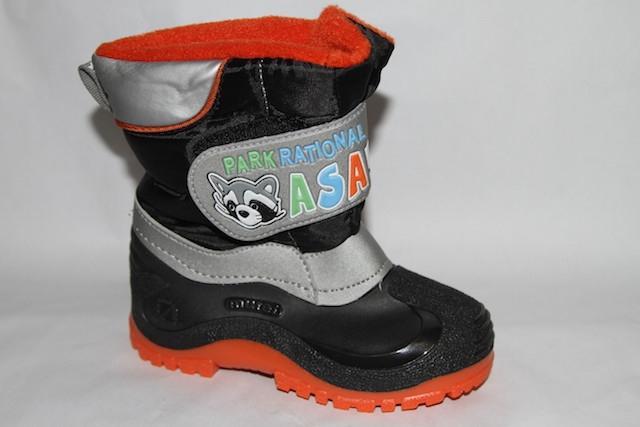 Ботинки 3838 черный