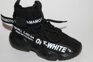 Фото Демисезонная обувь, Демисезонная обувь девочки до 32 Ботинки АХ035-9302А черный