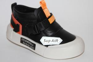 Фото Демисезонная обувь, Демисезонная обувь девочки до 32 Ботинки JY-Х1058 черный